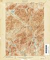 Santanoni New York USGS topo map 1901.jpg