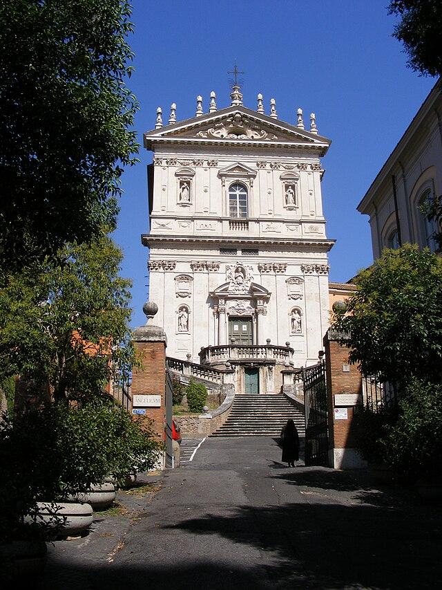 Église Santi Domenico e Sisto