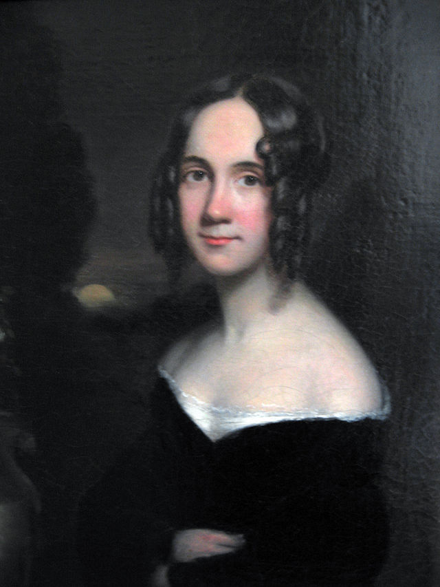 From commons.wikimedia.org: Sarah Hale portrait {MID-196404}