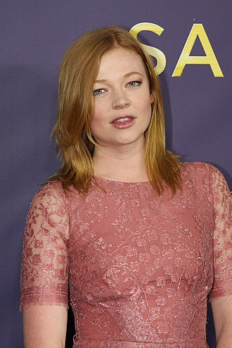 Sarah Snook - Snook at The Sapphires premiere in Sydney