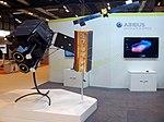 Satélite, Airbus DS, defensa, Madrid 2015.jpg