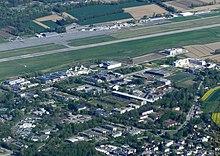 Technopôle Savoie Technolac au Bourget-du-Lac