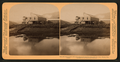 Saw-mill where lumber sold at 30 cents per foot and saw-dust at $10.00 a load. Dawson City, Alaska, from Robert N. Dennis collection of stereoscopic views.png