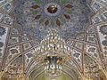 Sayyidah Ruqayya Mosque - Chandelier 01.jpg