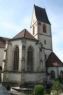 Schänis Abbey