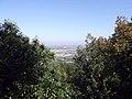Schanze, Blick über Schreisheim und die Rheinebene - panoramio.jpg