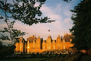 Eu, Seine-Maritime - Château d'Eu