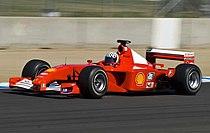 Schumacher Ferrari F2001 at Laguna Seca.jpg