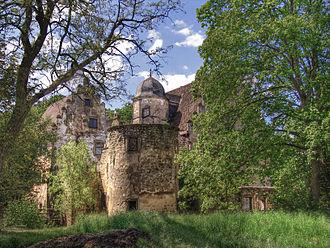 Schwebheim - Castle at Schwebheim