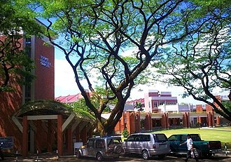 Ateneo School of Science and Engineering - Science complex
