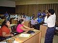 Science Career Ladder Workshop - Indo-US Exchange Programme - Science City - Kolkata 2008-09-17 01408.JPG