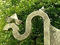 Sculpture, Stranmillis, Belfast (2) - geograph.org.uk - 1490273.jpg