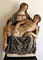 Scultore forse tedesco, vesperbild, xvi secolo.jpg