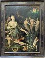 Scuola di fontainebleau, allegoria mitologica, 1590 ca..JPG