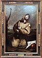 Scuola spagnola, san francesco in estasi, xvii secolo.jpg