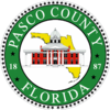 Official seal of Pasco County