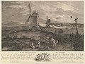 Second View of the Surroundings of Bruges (IIe. Vue des environs de Bruges) MET DP825995.jpg