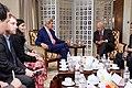Secretary Kerry, Advisers Meet With Tamil National Alliance Leader Sampanthan During Visit to Sri Lanka (17166293559).jpg