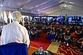 Secretary Kerry Looks Out at Attendees at a YSEALI Sea and Earth Advocate Camp (28501912891).jpg