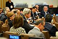 Secretary Kerry Participates in the High-Level Ministerial on Libya at the UN in New York City (21266172104).jpg