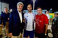 Secretary Kerry Poses For A Photo With U.S. Olympic Tennis Player Steve Johnson and His Coach (28781486996).jpg