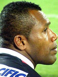 Semisi Tora Fijian rugby league footballer