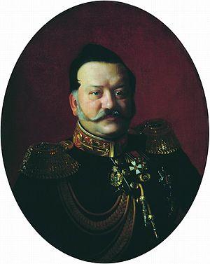 Yakov Rostovtsev - Yakov Rostovtsev; portrait by Sergey Zaryanko
