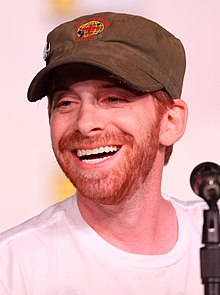 Seth Green på San Diego Comic-Con International 2012.