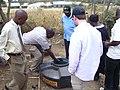 Settling tank at secondary school in Nakuru London (ROSA) (3449814382).jpg