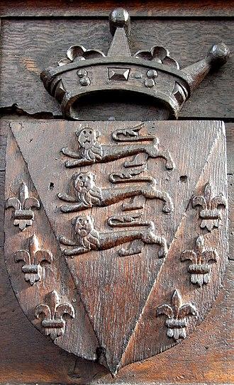 Manor of North Molton - Image: Seymour Arms North Molton