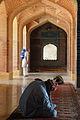 Shah Jahan Mosque, Thatta by Usman Ghani.jpg