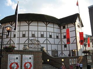 Shakespeare S Globel Last Tour Time