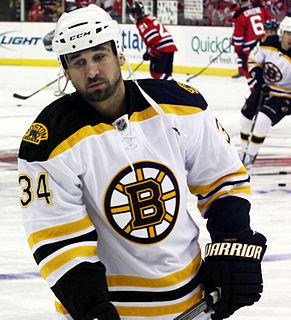 Shane Hnidy Canadian ice hockey player