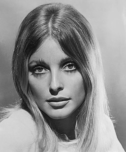 Sharon Tate Valley of the Dolls 1967 - Restoration