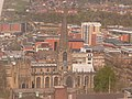 Sheffield - the cathedral from above - geograph.org.uk - 1861401.jpg