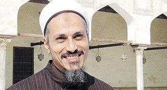 Emad Effat - SheikhEmad at al-Azhar Mosque