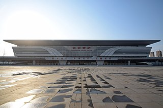 Shenyang South railway station