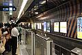 Shinsaibashi Station NTRline Platform.jpg