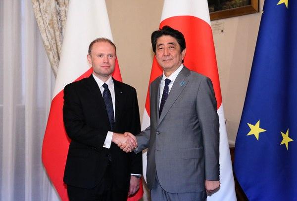 Shinzō Abe and Joseph Muscat.jpeg