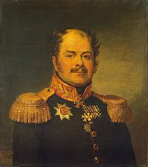 Portrait of Alexander S. Shulgin (circa 1775 - 1841)