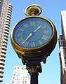Sidewalk clock 1501 Third Avenue from north closeup.jpg