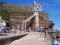 Sidmouth , Jacob's Ladder - geograph.org.uk - 1158476.jpg