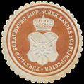 Siegelmarke Fürstl. Schaumburg Lippischer Landes-Schulinspector W0350346.jpg