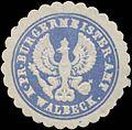 Siegelmarke K.Pr. Bürgermeister-Amt Walbeck W0387061.jpg