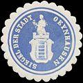 Siegelmarke Siegel der Stadt Oeynhausen W0380787.jpg