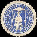 Siegelmarke Sigel der Gemeinde zu Edersleben W0262575.jpg