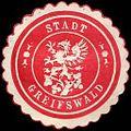 Siegelmarke Stadt Greifswald W0215437.jpg