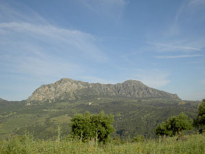 Baetic System - Sierra Crestellina, near Casares