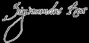 Sigismundus III Rex - signature.png