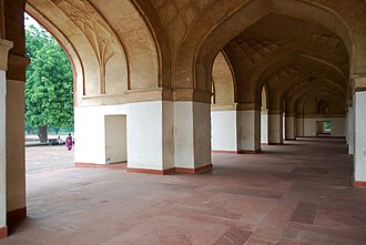 Akbar's tomb - Image: Sikandra 036